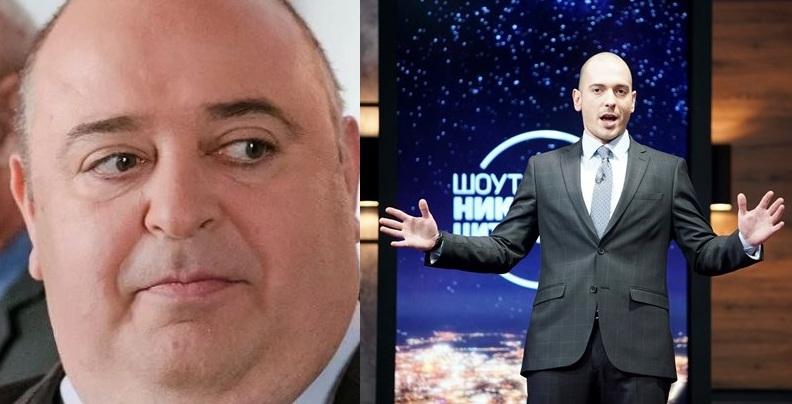 Любо Нейков и Комиците заемат мястото на Николаос Цитиридис в