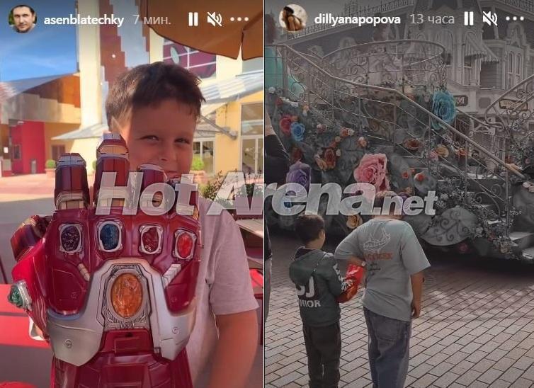 Диляна Попова, която днес навършва 40 години, посреща рождения си